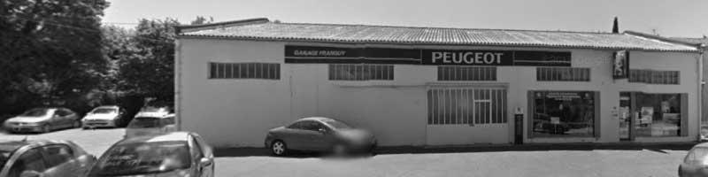 Garage peugeot franguy saint remy de provence for Garage carte grise marseille